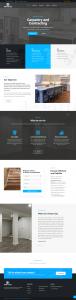 beyond the build website design screenshot